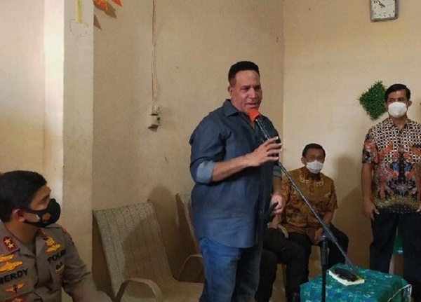 Polri, Tindak Tegas KKB di Indonesia