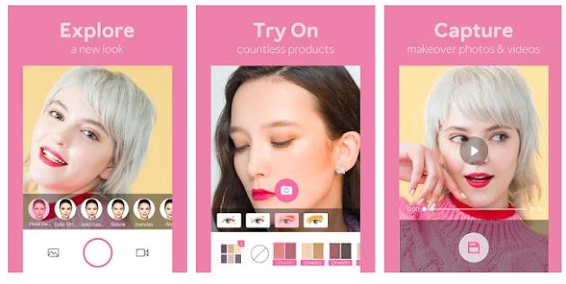 Mobile Virtual Makeover