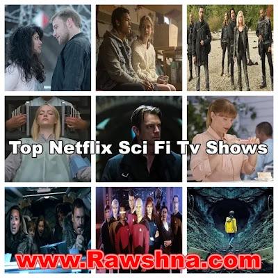 أفضل مسلسلات خيال علمي على نتفليكس Netflix