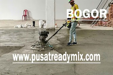 Harga Jasa Trowel Lantai Beton Bogor Per Meter 2020