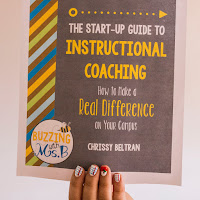 Are you a new instructional coach? Trying to figure out how to get sarted and be as prepared as possible for your new job? This post includes 4 easy things to do over the summer to be prepared for next school year. These ideas will give you knowledge and the confidence you need to be successful and start coaching with confidence! Check out these four tips and get ready for your first year of coaching, or to grow as an experienced coach!
