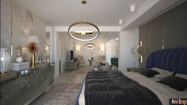 Amenajari interioare clasic modern - Design interior case moderne in Bucuresti