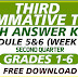 QUIZ 3- Summative Test GRADES 1-6 Q2