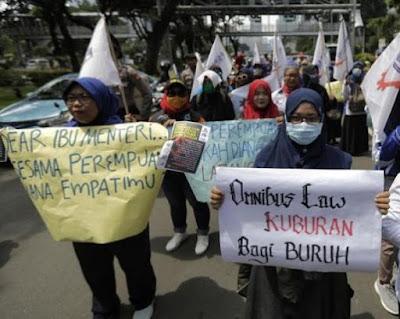 Dosen UI Kritik Survei SMRC Soal 52 Persen Setuju Omnibus Law