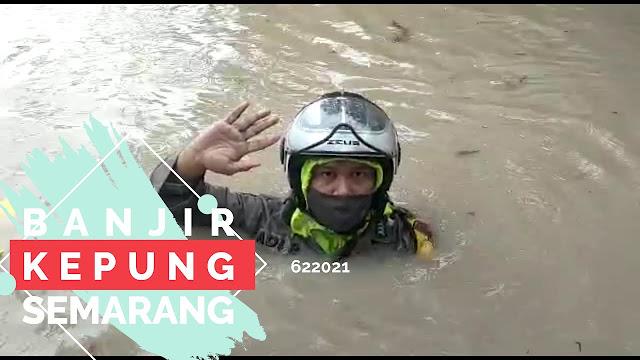 Banjir Kepung Semarang: Bandara Ditutup, Jalur Pantura Lumpuh