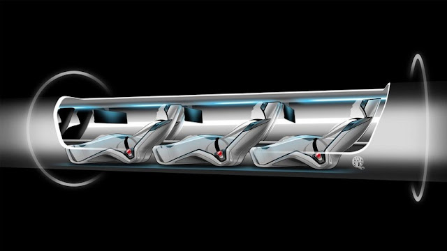 Sistem pengangkutan Hyperloop