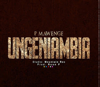 AUDIO | P Mawenge (P The Mc) - Ungeniambia | Download mp3