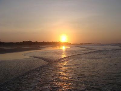 pôr do sol ceará