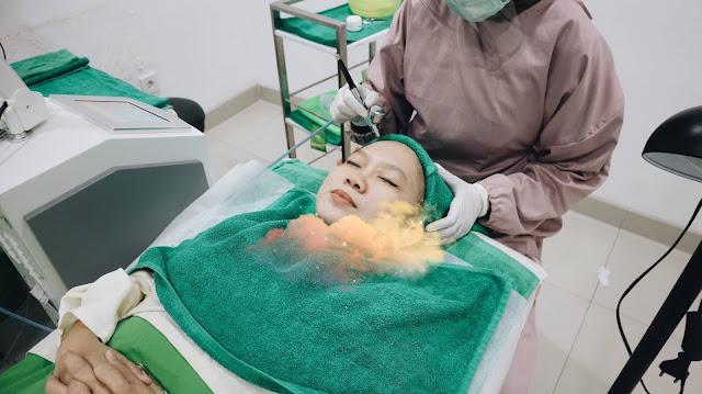 Perawatan Facial di Aishaderm Jogja