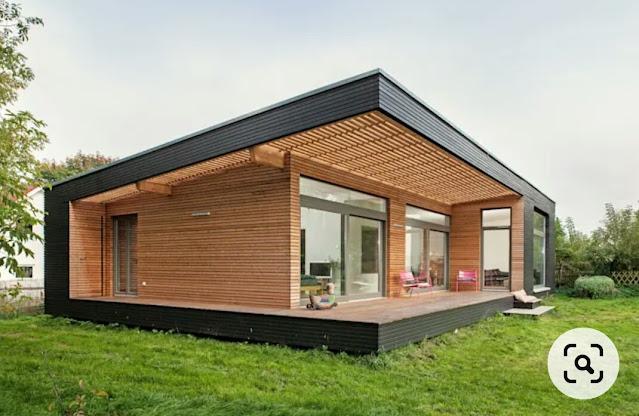 5 Contoh Desain Konstruksi Atap Miring Satu Sisi, Intip Yuk!