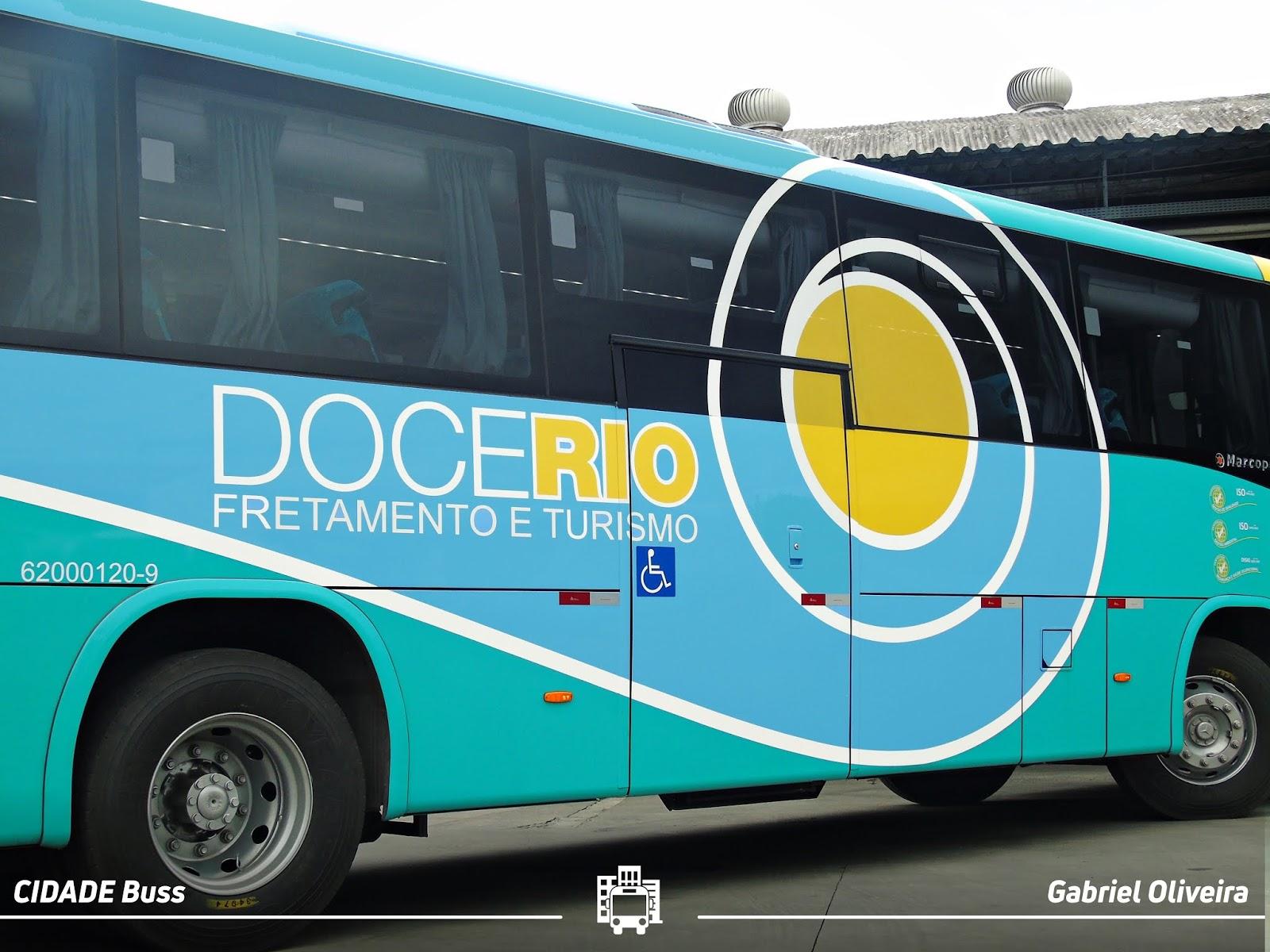 Ônibus Rodoviário com Elevador para cadeirante