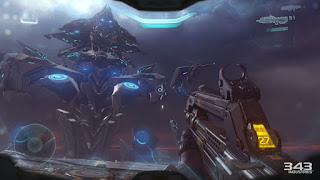 Halo 5: Guardians - First-Person View Example