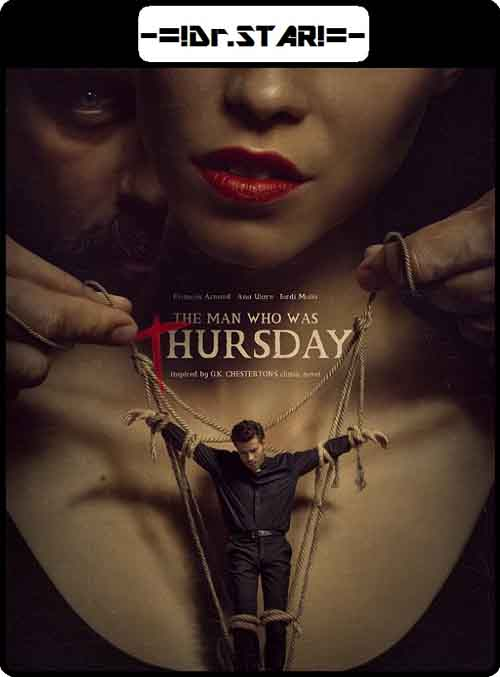 The Man Who Was Thursday 2016 720p 1.1GB