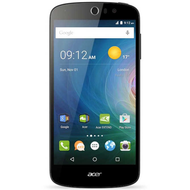 Acer Liquid Z530 announced