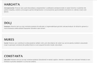 Directii 2016 ale programului de responsabilizare sociala HEINEKEN pentru Comunitati