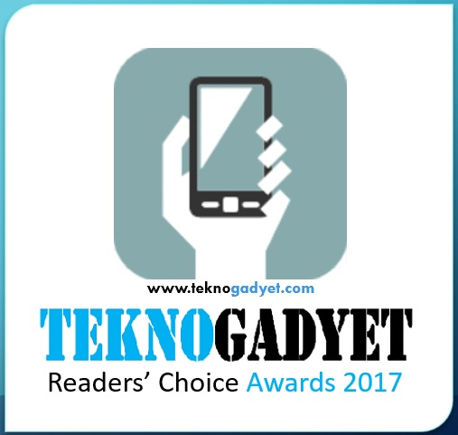 TeknoGadyet Readers' Choice Awards 2017 Nominations and Giveaway!