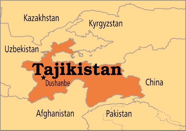 塔吉克簽證 / 旅遊商務電子簽證 / 線上辦理 / 線上表格教學