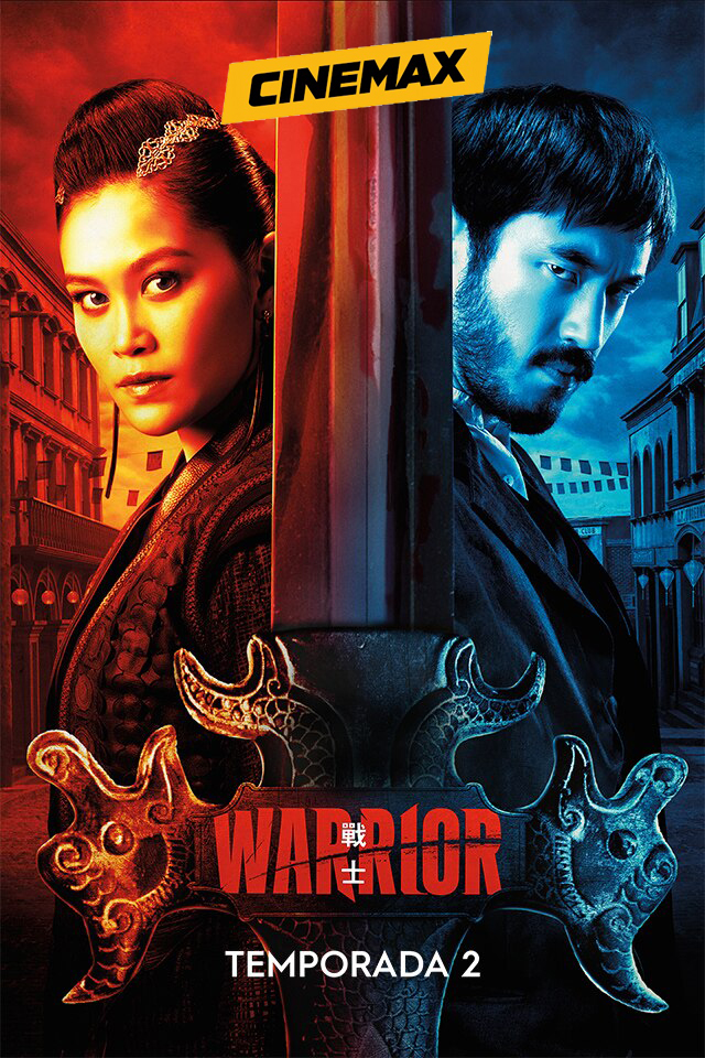 Warrior (2020) Temporada 2 CMAX WEB-DL 1080p Latino