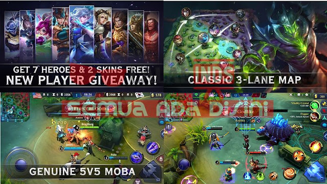 Download Game Android Mobile Legends 1.2.48.2441 APK