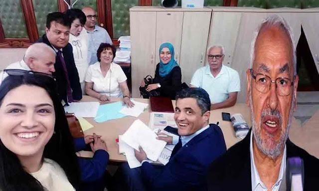 La motion de retrait de confiance à Ghannouchi déposée