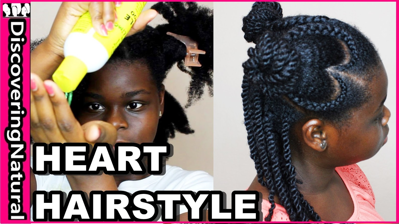 discoveringnatural: valentine's day natural hair styles for black