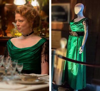 Winchester filme vestidos