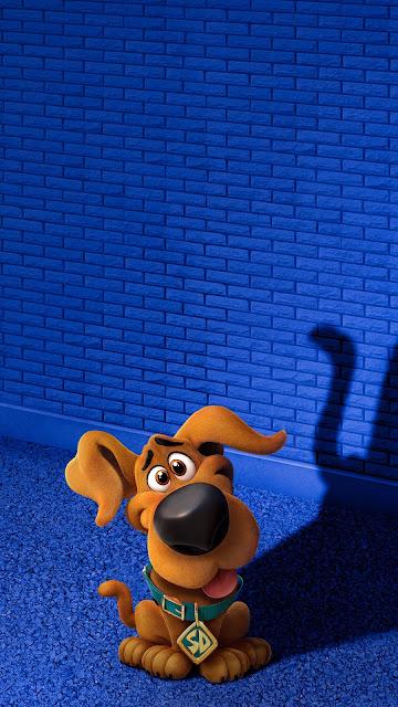 Papel De Parede Scooby Doo Celular