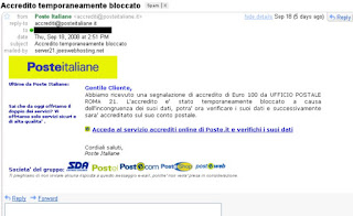 Email poste