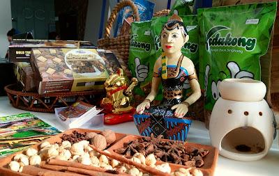buah tangan atau oleh oleh khas Karawang