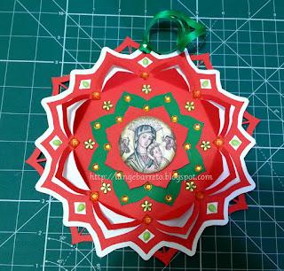 Mandala natalina