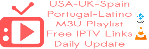 Lista IPTV USA ESPN Latino Sky UK Spain Portugal