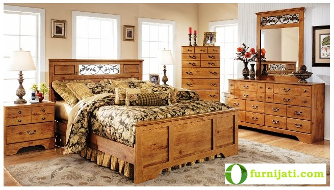 Furniture kayu jati Belanda