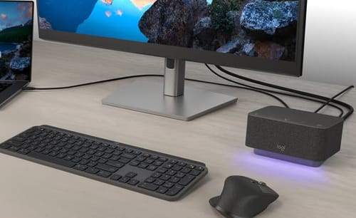 Logitech has developed a new platform for the world of work from home