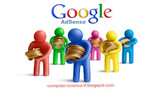 Kerja online gratis, Cara menghasilkan uang tambahan dari internet : Google Adsense