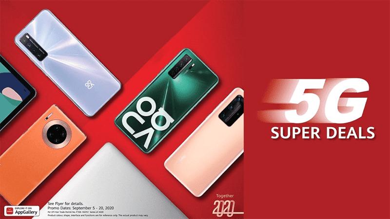Super 5G Deals