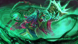 Necrophos DOTA 2 Wallpaper, Fondo, Loading Screen