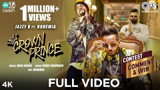 Crown Prince Lyrics Jazzy B, Bohemia