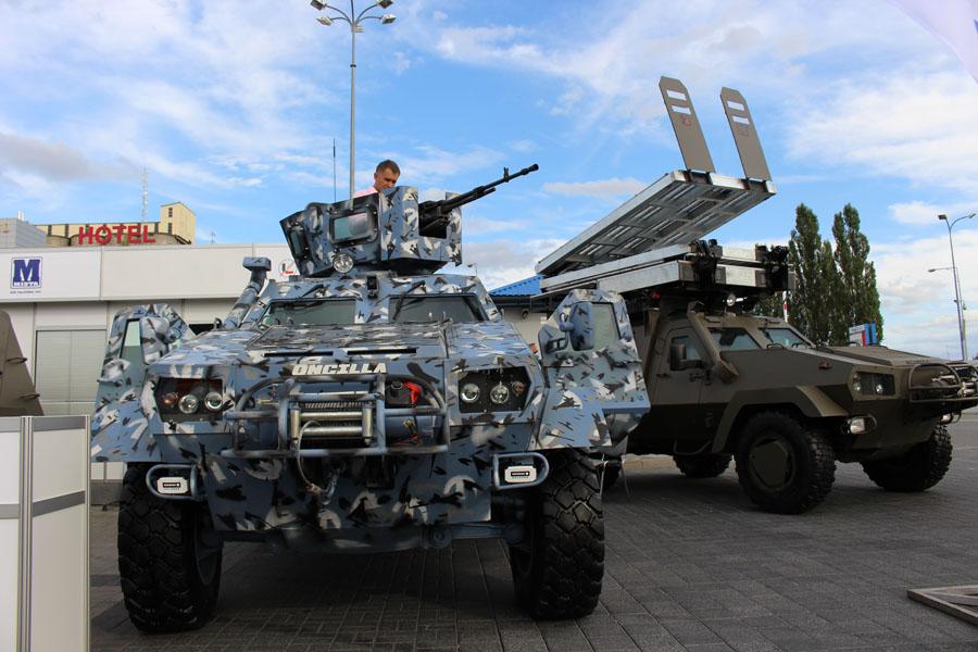 Armstal: польська броня українських бронемашин