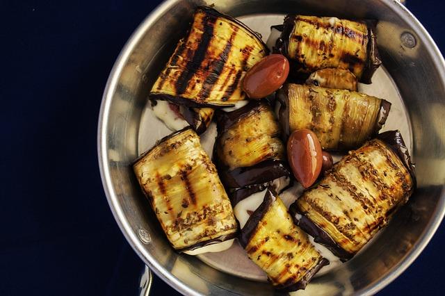 Speedy Eggplant Parmesan
