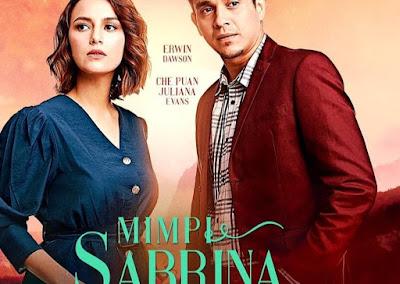 Senarai Pelakon Drama Mimpi Sabrina