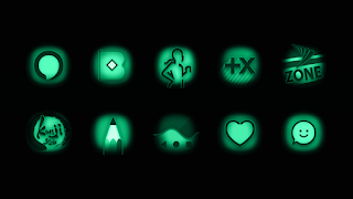 Night Vision Icon Pack v1.1 Patched Paid APK