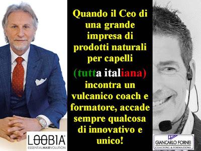 LOOB1A e Giancarlo Fornei: insieme, per creare qualcosa di innovativo e unico!