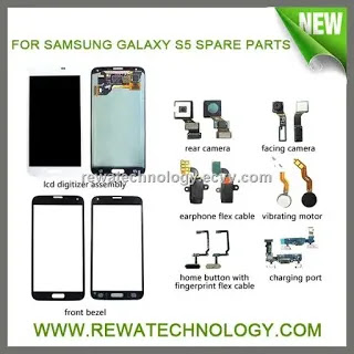 phone PCB diagram with parts is easily available