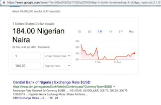 one dollar now N184 claims Google
