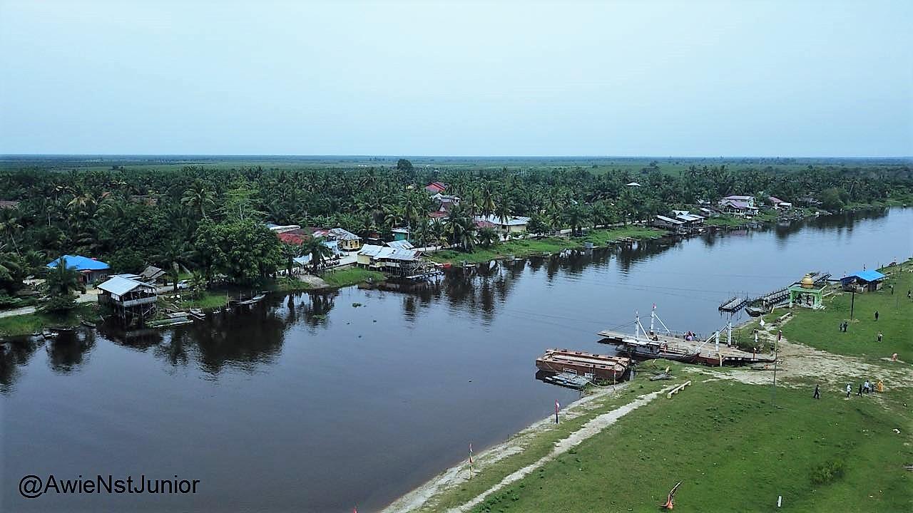 Wisata Kabupaten Rohil Pulau Tilan yang akan Menjadi Andalan