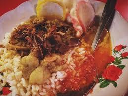 Kuliner Indonesia - Gulai Tikungan