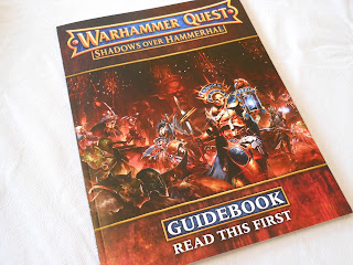 Shadows Over Hammerhal guide book