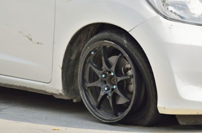 Symptoms of problematic rim and its resolution