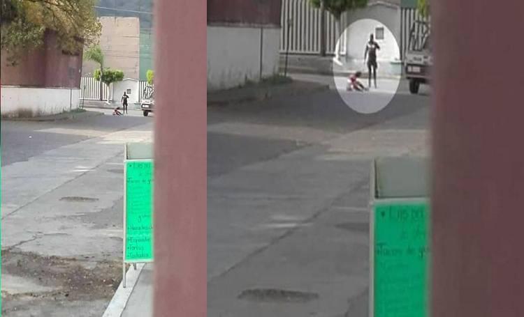 La fotografía completa confirmaría ejecución extrajudicial en Veracruz...la Fiscalía sigue protegiendo a policías asesinos