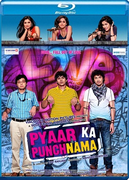 Pyaar Ka Punchnama 2011 Hindi BRRip 480p 350mb ESubs